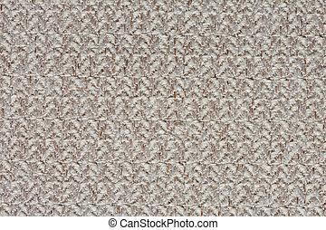 Fresh fabric texture in beautiful light tone.