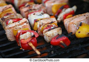 fresh fish banquet