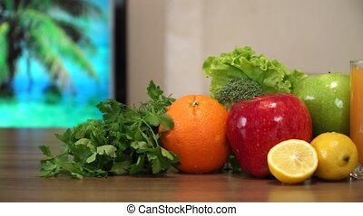 Fresh Foods for Healthy Life