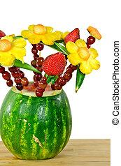 fresh fruit bouquet