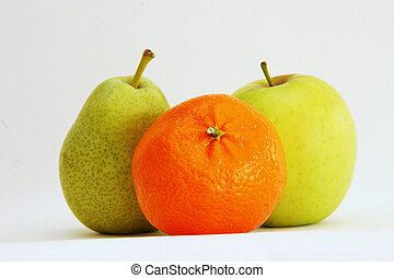fresh fruit healthy diet