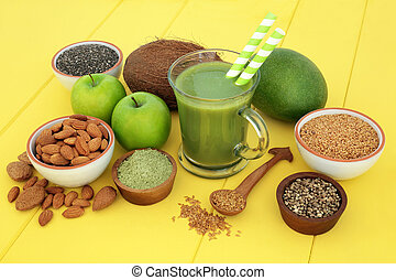 Fresh Fruit Juice Health Drink