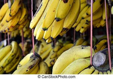 Fresh fruit on Traditional Market