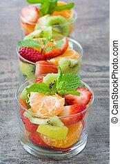 Fresh fruit salad