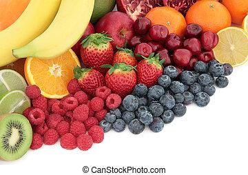 Fresh Fruit Superfood Selection