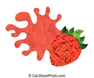 fresh fruits design, vector illustration eps10 graphic