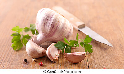 fresh garlic clove
