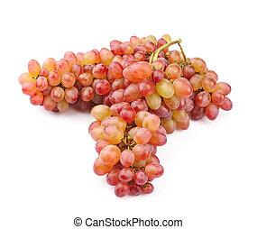 Fresh grapes.
