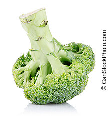 fresh green cabbage broccoli