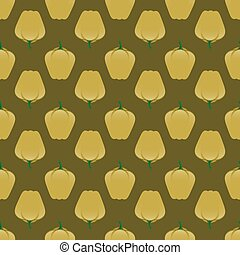 Fresh Green Seamless Pattern