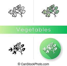 Fresh herbs icon