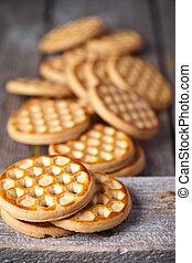fresh honey cookies