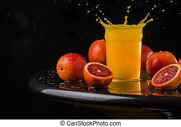 Fresh juice mix fruit, healthy drinks healthy, drink, freshness, glass, ripe, straw, sweet, tropical, bar, cup, plastic, mix, cocktail, detox, bio, macro, movement, drops, splash