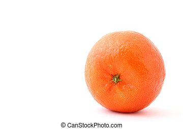 fresh mandarin on wh