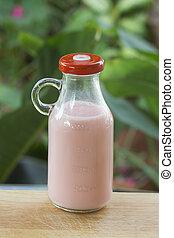 Fresh Milk strawberry flavor
