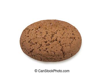 fresh oatmeal cookie