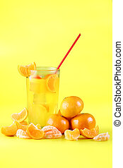 Fresh Orange Fruit drink