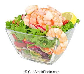Fresh Prawn Salad
