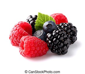 Fresh ripe berry in closeup
