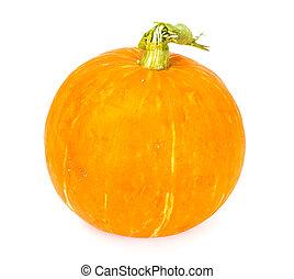 Fresh Ripe Pumpkin. Vegetables for Healthy Diet