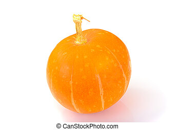 Fresh Ripe Pumpkin. Vegetables for Healthy Diet.