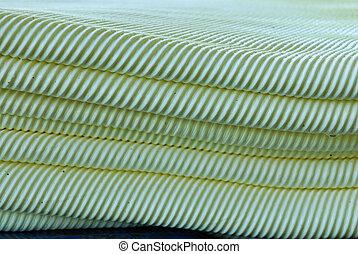 Fresh rubber sheets  - Fresh rubber sheets