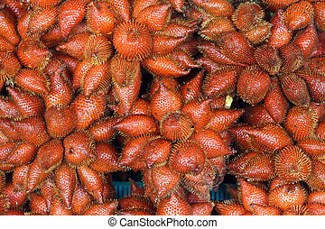 Fresh Sala fruits