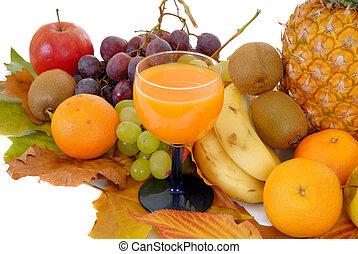 Fresh seasonal fruit