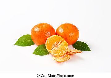 fresh seedless tangerines