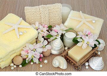 Fresh Spa Beauty Treatment