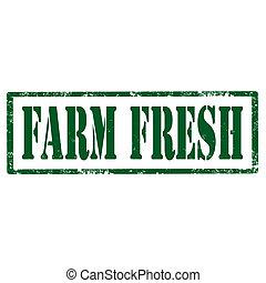 fresh-stamp, zagroda
