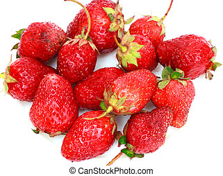 Fresh strawberries (other fruits & berries are in my gallery)