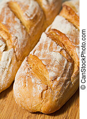 Fresh tasty bread