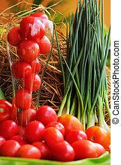 Fresh vegetable - Tomato
