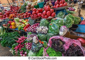 Besarabsky Market Kiev