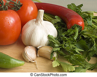 Fresh vegetables I