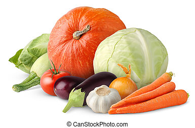 Fresh vegetables