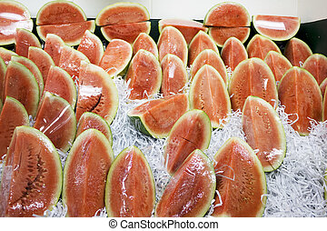 Fresh Watermelons for Sale