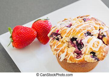 Freshly Baked Muffin