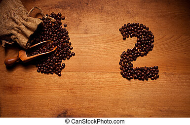 Freshly Roasted Coffee Beans 2
