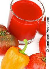 Tomato Juice - Freshly Squeezed Tomato Juice with Orange ...