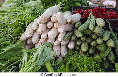 freshness vegetables