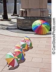 frevo parasol - Recife - Brazil