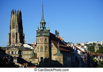 The Cathedral of St. Nicholas