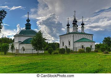 Friday Church - Suzdal, Church