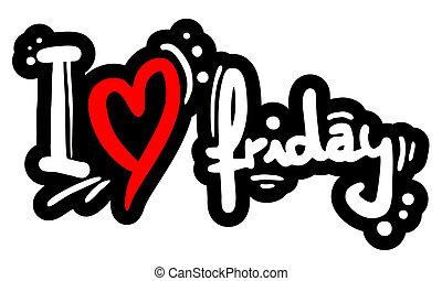 Friday passion