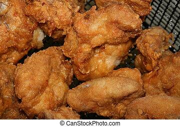 Fried Chicken - Deep Fried Chicken