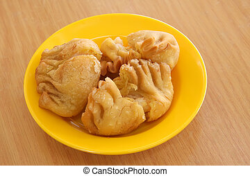 Fried dimsum