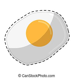 fried egg icon image