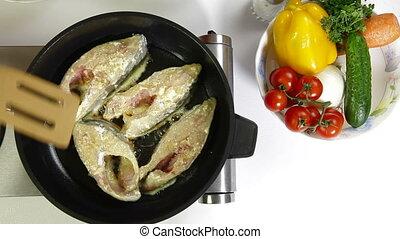 Fried Fish Preparation